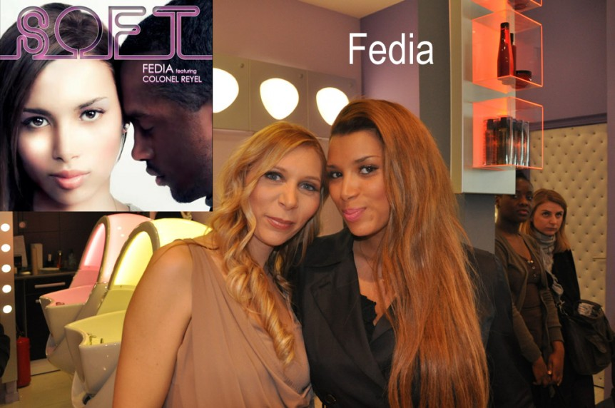 Fédia extensions chez Hair Glam