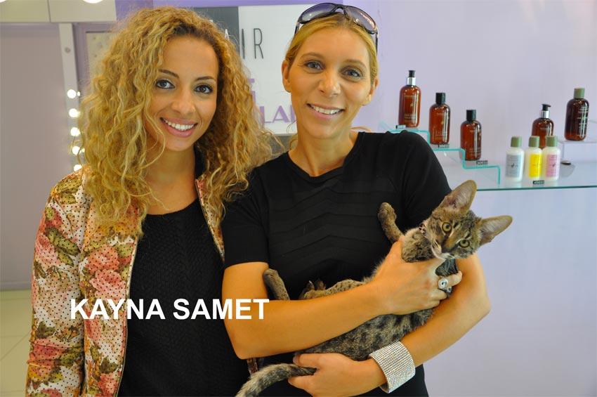 Kayna Samet Coiffure