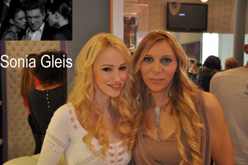 Sonia Gleis chez Hair Glam
